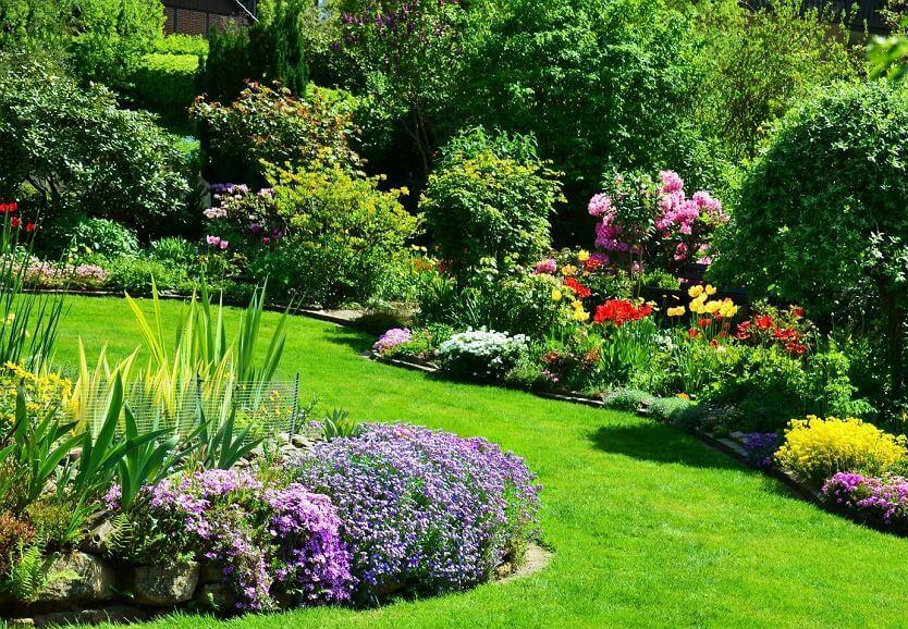 Obrzeża ogrodowe